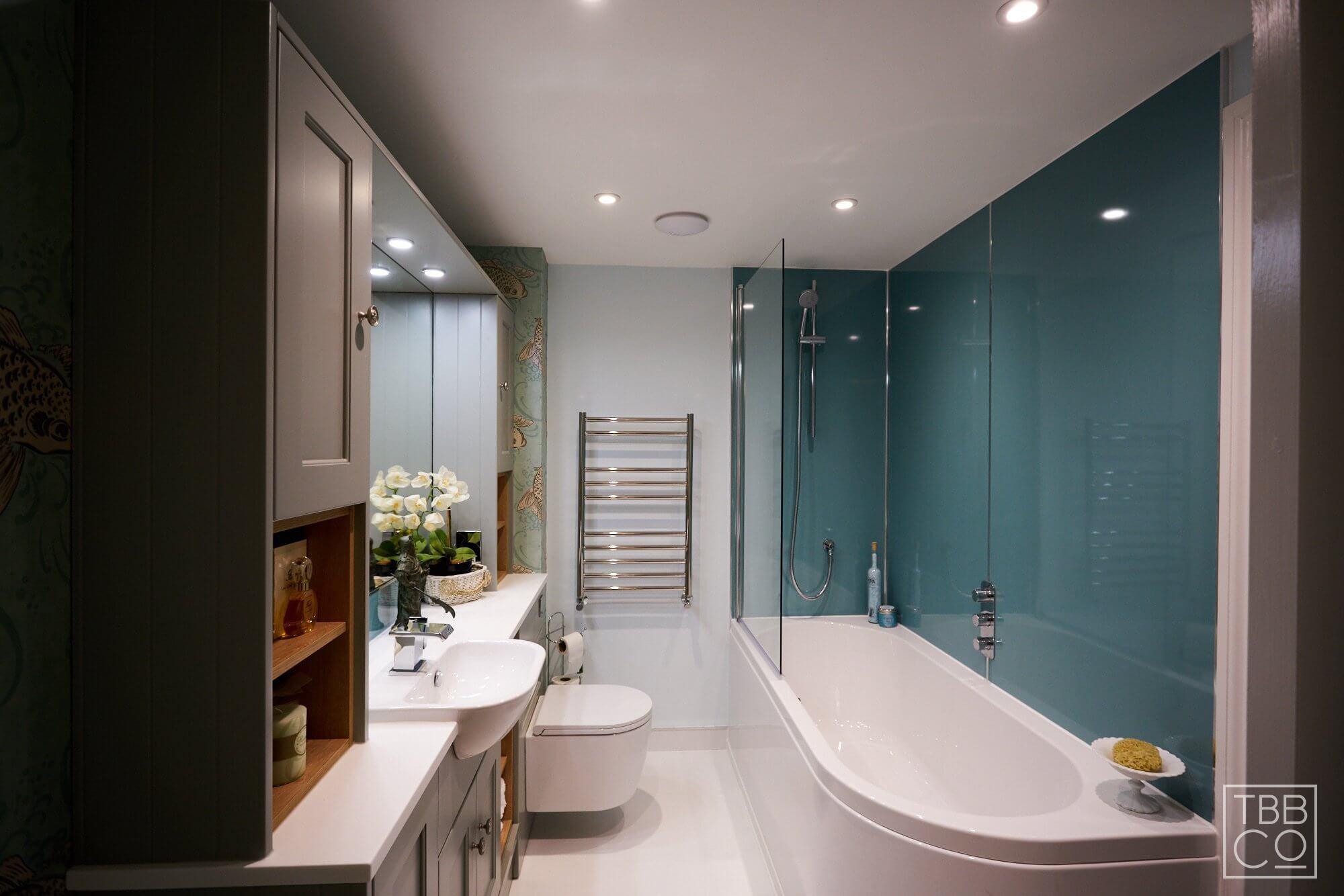en-suite bathroom design brighton